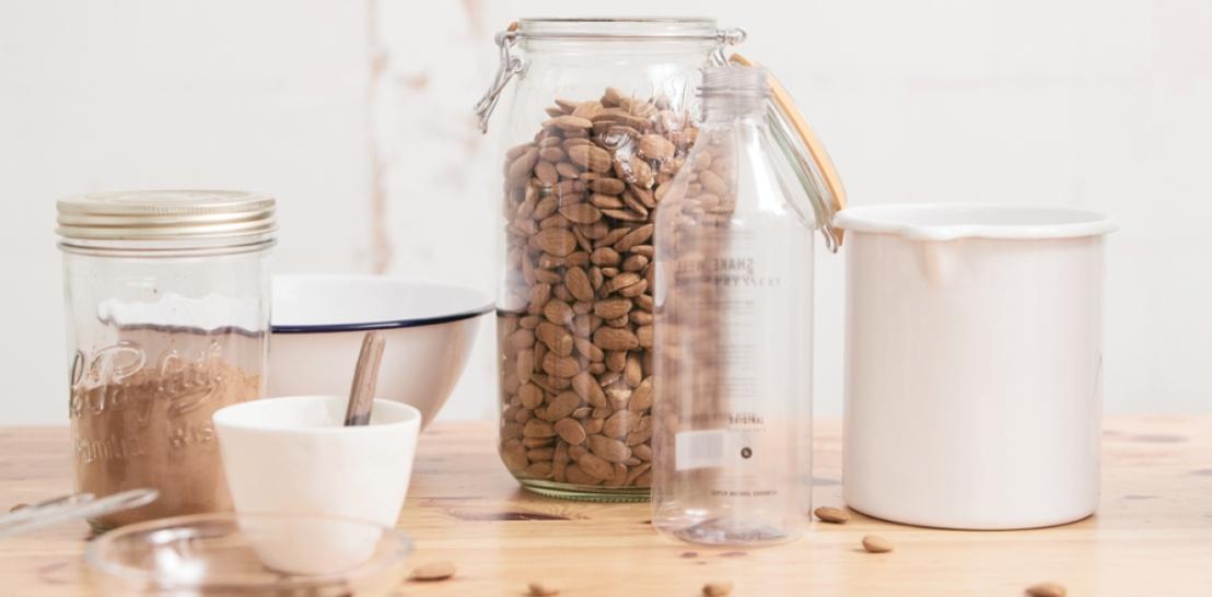 The Pressery London Raw Almond Milk